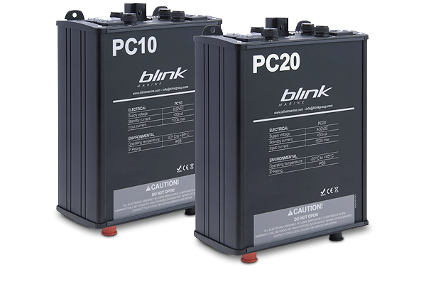 blink powercore management enclosures
