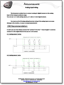 amf compact application note