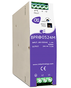 CRE BPRB0524M battery charger