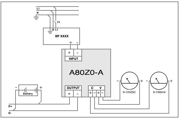 cre additional module wiring diagram