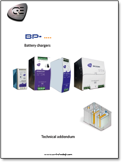 bp range battery charger technical documentation