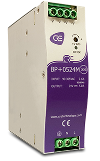 CRE BP+0524M-305M battery charger