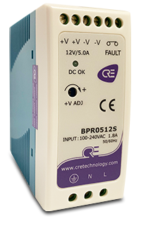 CRE BPR0512S battery charger