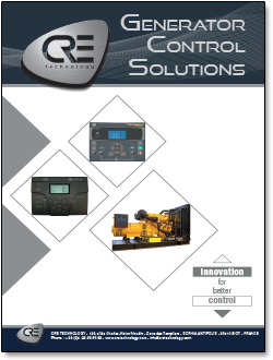 cre generator control solutions bulletin