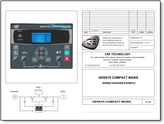 gensys compact mains wiring diagram
