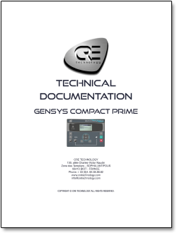gensys compact prime technical documentation