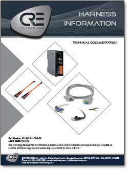 cre harness technical information