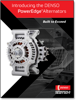 denso poweredge alternator catalog
