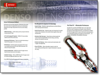 denso sales bulletin