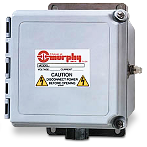 The FW Murphy Swichgage Uses a Patented Adjustable Wiping Electrical