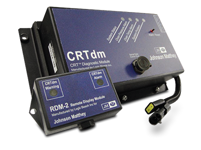 CRTdm diagnostic module
