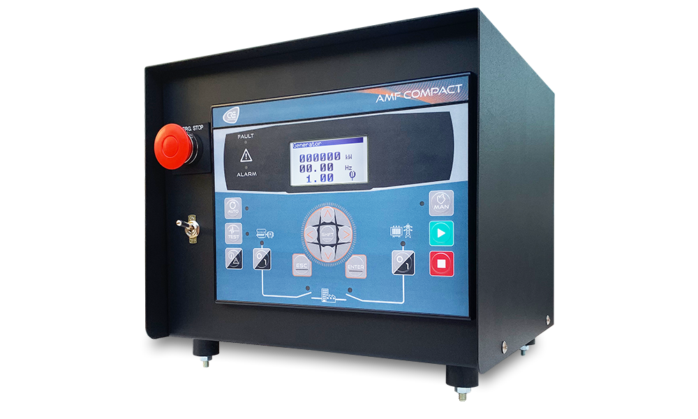 MCGSP-AMF Compact GenSet Panel