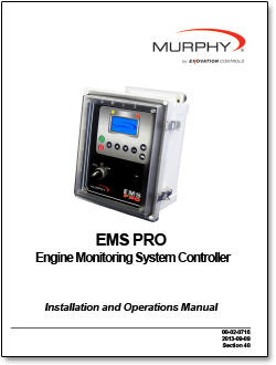 the ems pro is a dedicated, customizable single engine  murphy wiring diagram automotive