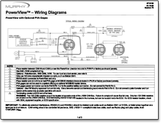 powerview PV101-C literature