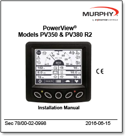 powerview PV300 series literature
