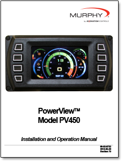 powerview PV450 literature