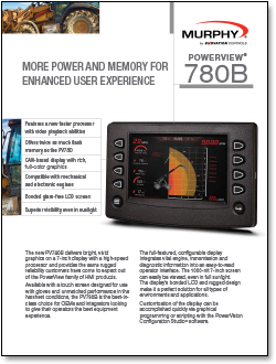 powerview PV780B literature
