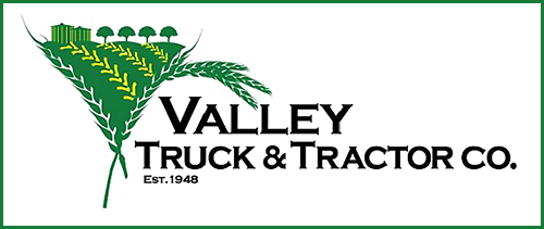 valley truck and tractor logo