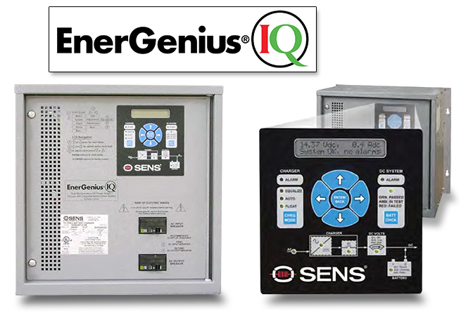 sens energenius IQ battery charger