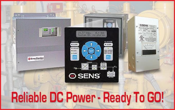 sens battery chargers
