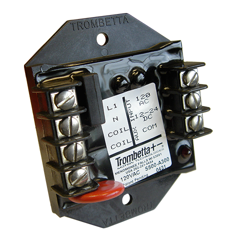 trombetta S500-A300 electronic controls