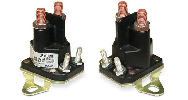 trombetta high performance plastic dc contactor