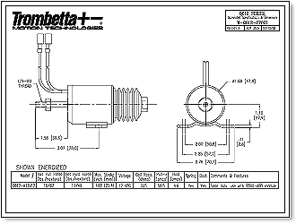 trombetta q series solenoids, offered in both 12v and 24v, are Parker Solenoid Wiring Diagram Trombetta Relays trombetta pull solenoid wiring diagram